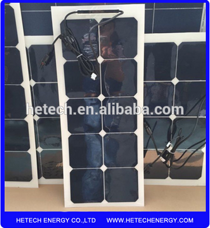 Portable solar module from china small size mini 30 watt flexible solar panels