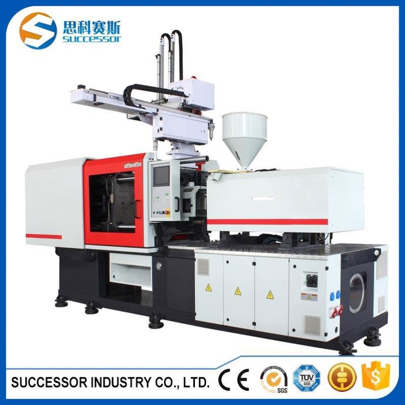 High Quality Two Platen Hydra-Mech Color Injection Molding Machine