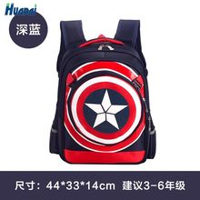 Newly high grade kids cartoon picture of school bag