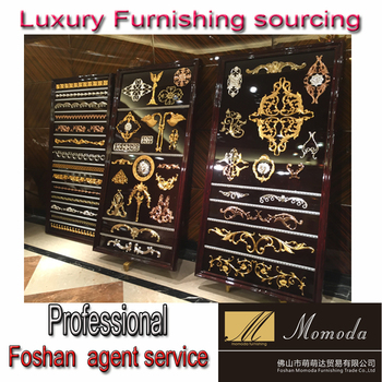 reliable luxury Furniture ceramic market decoration sourcing professional buying import export agent inspection service
