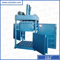 European standard chopped straw baler machine for sale