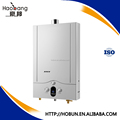 Outdoor special tankless gas water heater 10 price with LED displayer