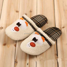GCE102 Machine to make knitted fabric pretty slipper 2015