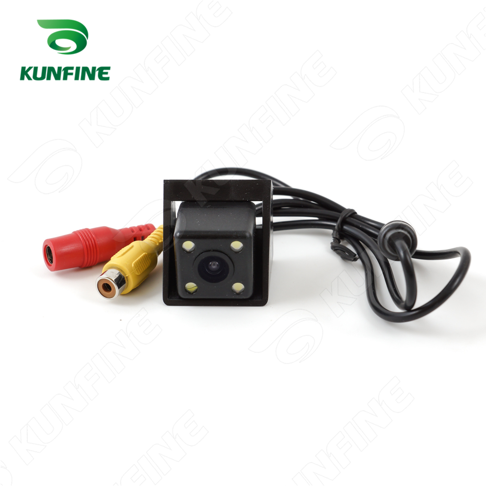HD Car Rear View Camera for SSANGYONG KORANDO 2014 Reverse Backup Parking Assistance Camera Night Vision LED Light Waterproof