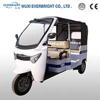 Cheap and high quality passener battery tricycle with ce/eec/ec/coc