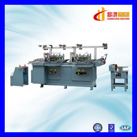CH-250 High speed new die cutting machine with laminate function