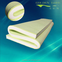 Top Grade 100% Thailand Natural Latex Mattress With Pocket Spring King Size Round Mattress