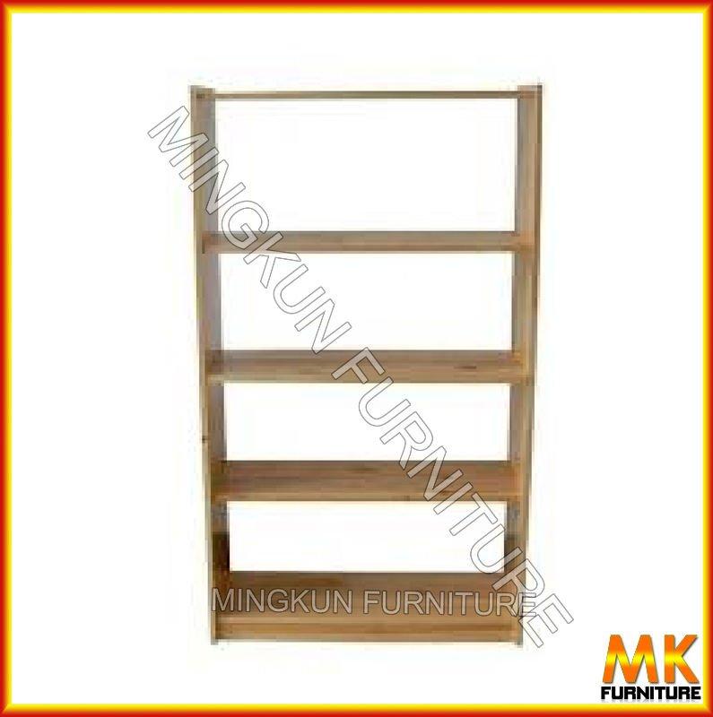 Estanteria de libros estanter a muebles de madera armarios for Libros de muebles de madera