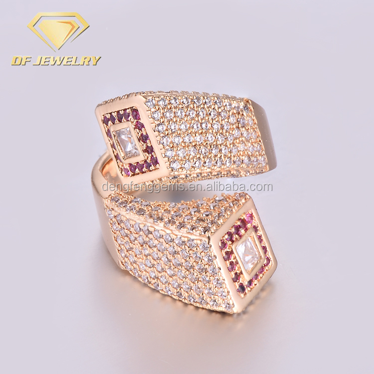 14K Gold Jewelry Wholesale Moroccan Wedding Rings