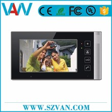 PCcooler Integrate explosion proof outdoor christmas 7 inch color video door phone for france market