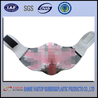 SGS PM2.5 Filter Printed Lycra Face Mask