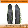 Durable Nylon Golf Travel Bag with Foam Padded