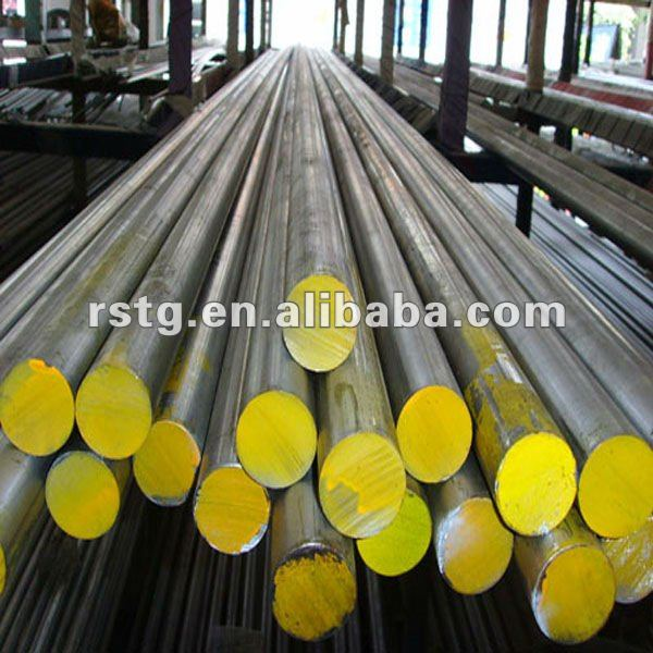 forged free cutting round bar Cr12MoV