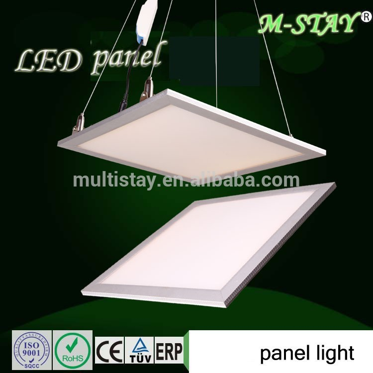 Factory sale 18w round panel light with 3 years warranty laser christmas light