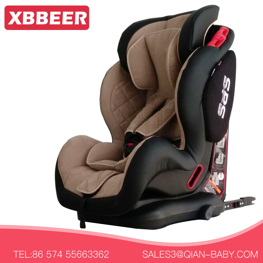 wholesale China heated seats for 9-36kg ISOFIX heated seats