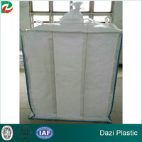 flexible intermediate bulk container for flour