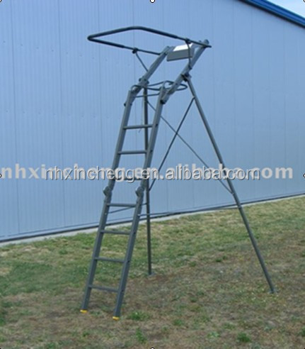 Stalker Tree Ladder High Seat Hunting tree stands