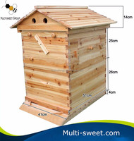 Auto Flow Bee Hive/Flow Hive Beehive From China