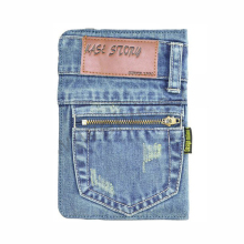 Jeans holder for ipad cover designed
