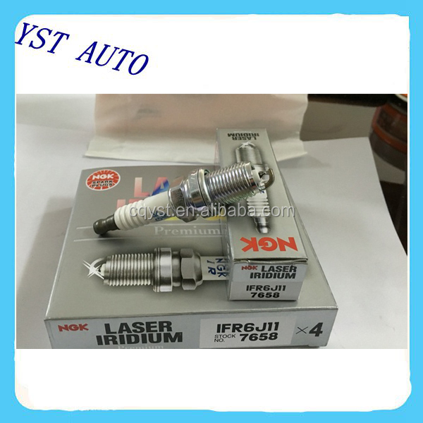 GENUINE QUALITY LASER IRIDIUM SPARK PLUG IFR6J11/7658 FOR SUZUKI JIMNY,IGNIS.GRAND VITARA