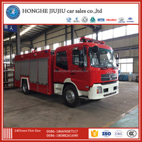Dongfeng Fire Fighter Truck With Foam