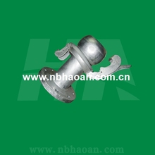 Flanged Bauer Type Quick Suction Hose Fitting for Irrigation/Dewatering/Industry System