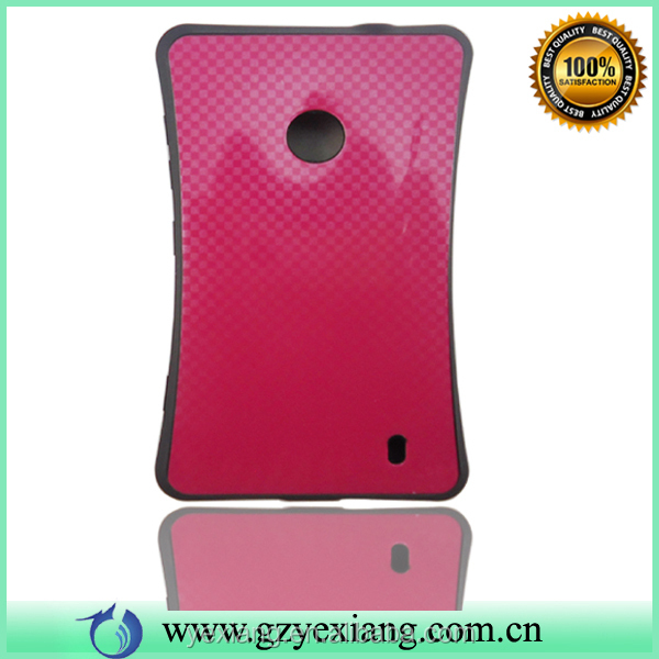 Good Quality Mobile Phone Back Cover Case For Nokia Lumia 520 Soft Case