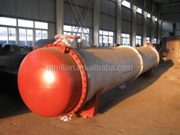 High Efficiency Tube Heat Exchanger/ Condenser