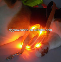 China new innovative product LED dog leash