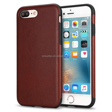 Smartphones Cases Luxury Leather For iPhone 7plus Back Cover, Case For iPhone 7 plus