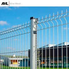 Supplier High Security Galvanized Fence Standard Fence Netting for Garden&Road Security PVC Coated Welded Wire Mesh Panel Fence.