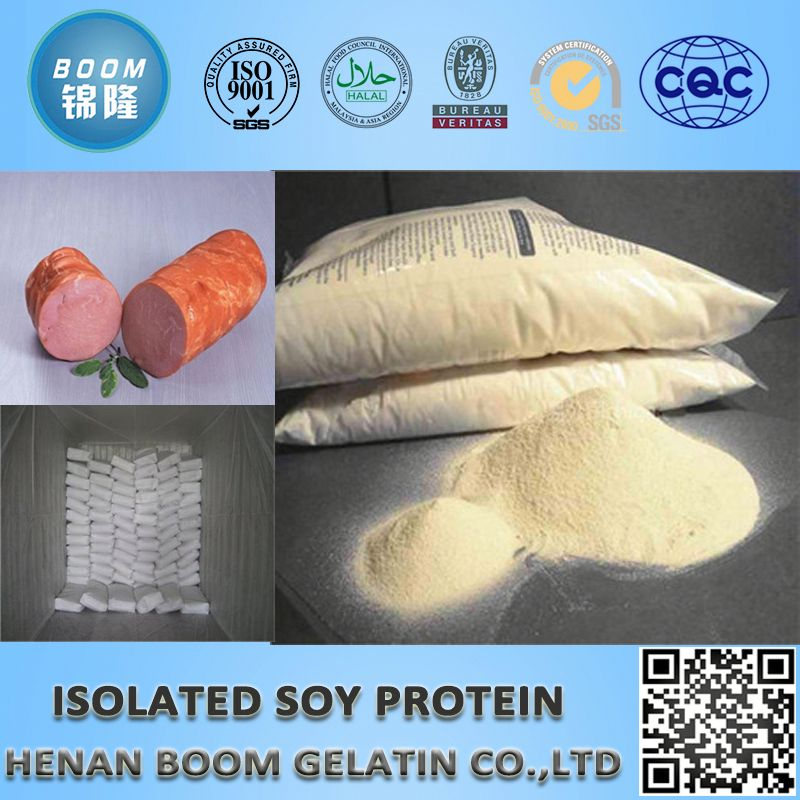 NON GMO isolated soy protein powder