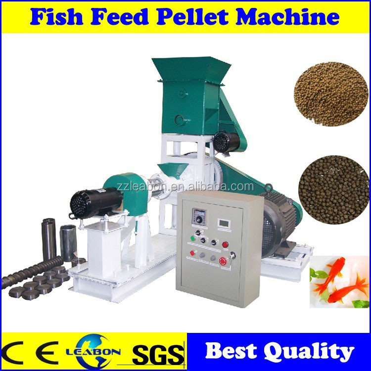 Sinking Single Screw Fish Feed Formulation
