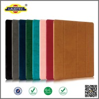 2015 Hot Sales Leather Case For iPad 4 - Laudtec