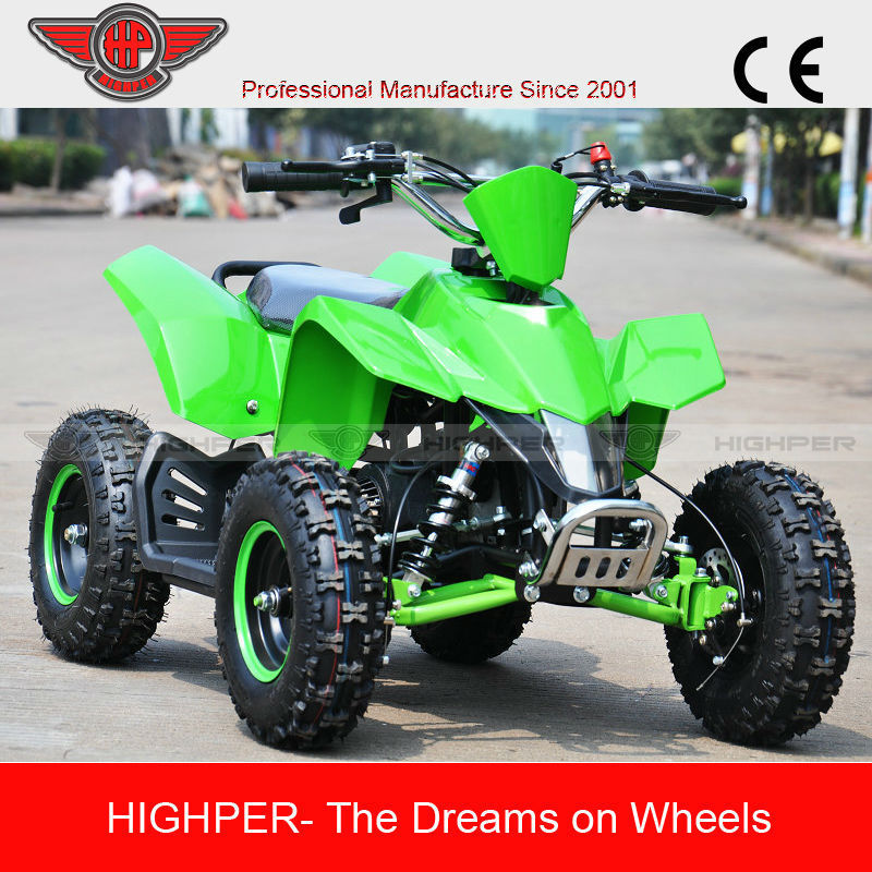 2014 kids gas powered atv 50cc for cheap sale (ATV-8)