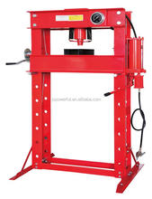 50 TON AIR HYDRAULIC SHOP PRESS