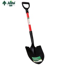 High quality metal gardening hand tools steel spade shovel