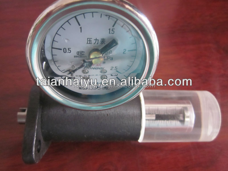 VE pump piston stroke gauge easy operation
