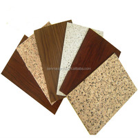 building finishing panels aluminum laminated sheet, thin aluminum sheets/wood texture aluminum composite panel