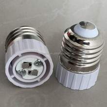 High quality lamp adapter converter E27 to MR16 Frame retardant light base holder MR16 GU5.3 lamp socket