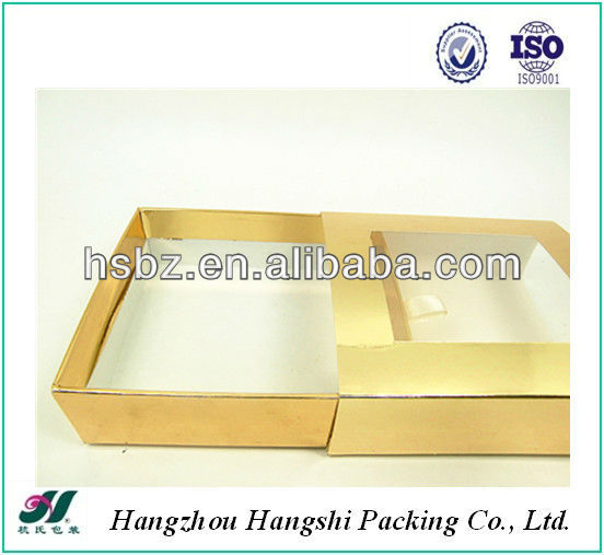 Decolicate Printed High Quality Sliding Gift Box