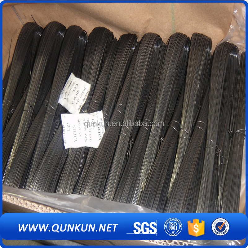 China's galvanized wire in coil or spool, u type cutting wire, loop tie wire Steel <strong>Q195</strong>