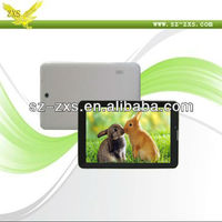 Zhixingsheng Cortex-A9 Process MTK6577 tablet pc dual core,tablet pc manufacturer, tablet pc 3g gps wifi