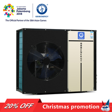 air to water EVI DC inverter heat pump 10kw 15kw 20 kw 38kw 72kw for radiators heating