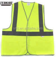 motorcycle vest hi visible with reflective stripes shanghai tianjin