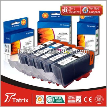 BCI320 / BCI321 Compatible Inkjet Cartridge With Chip For CANON PIXUS MP540 / MP550 / MP620