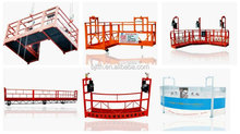 Custom Aluminum / Steel Suspended Working Platform Hanging Scaffold Systems