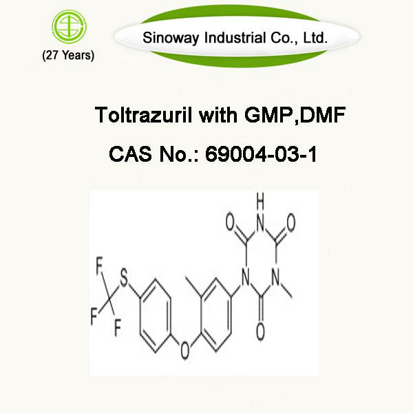 Toltrazuril Drug