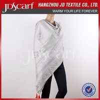 Hot sale factory direct new design Wool Shawls And Wraps