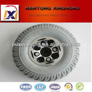 wheelchair pu tyre